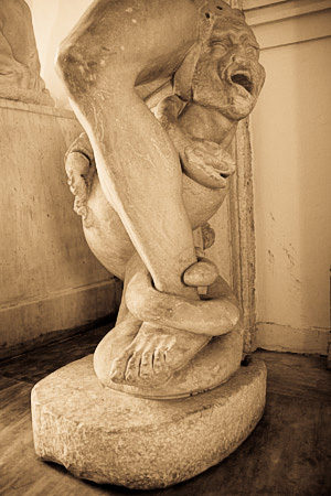 Gurdjieff - Hydra locking Hercules