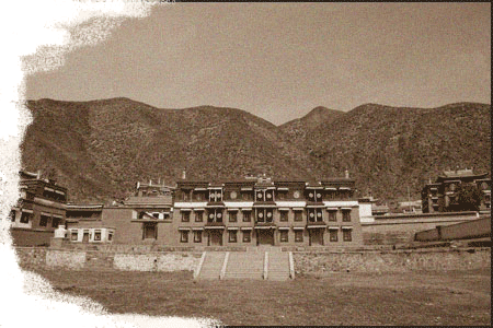 Gurdjieff Tibet